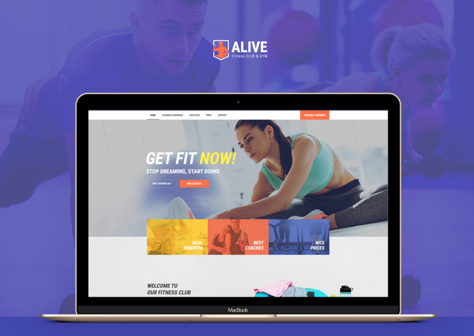 Behance_Alive_fitness_01